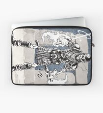 Dekkion, Dungeons & Dragons cartoon Laptop Sleeve