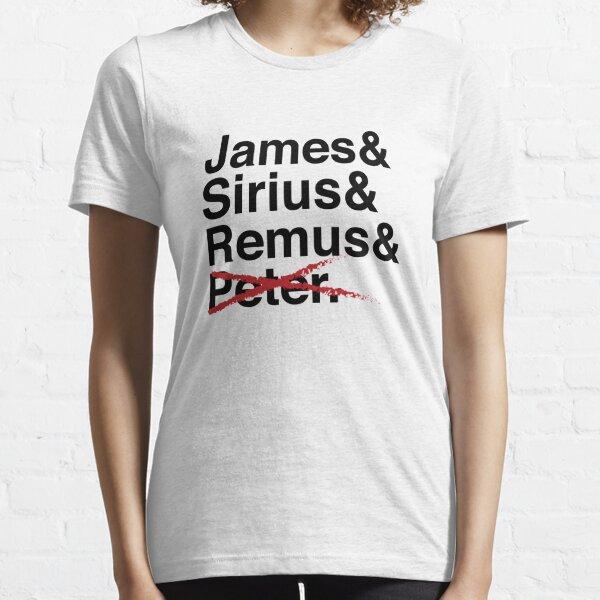 James & Sirius & Remus & X. Essential T-Shirt