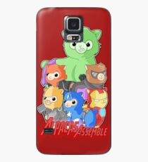 Alpacas Assemble Case/Skin for Samsung Galaxy