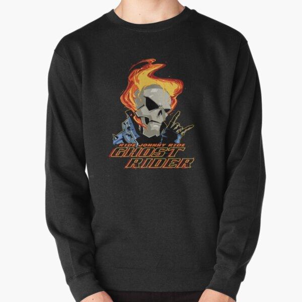 Ride Johnny Ride Pullover Sweatshirt