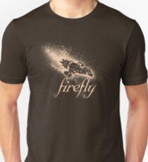 Firefly Silhouette Unisex T-Shirt