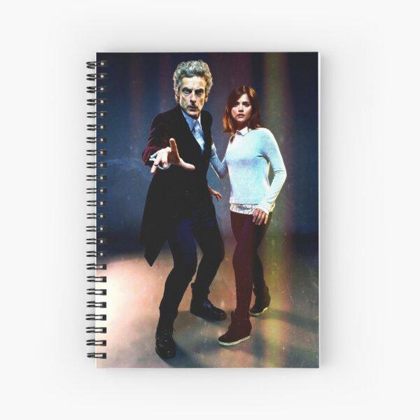 Run! Spiral Notebook