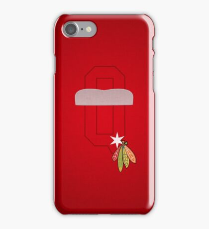 Q iPhone Case/Skin