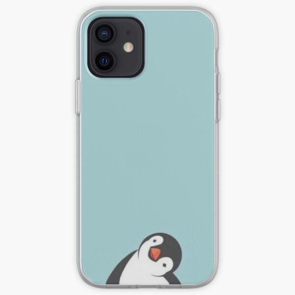 Penguin phone case iPhone Soft Case