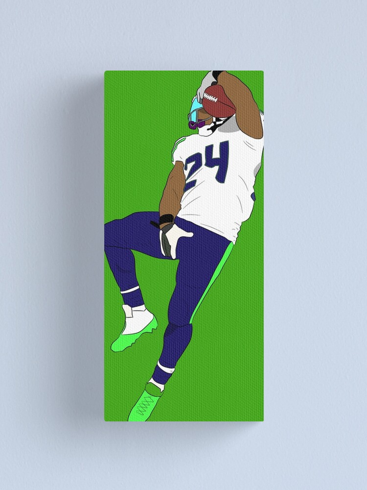 Alternate view of High Flyer Canvas Print