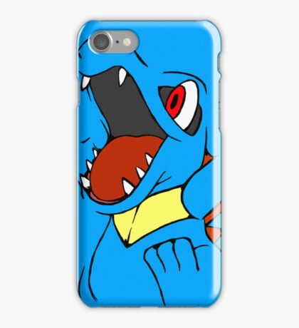 Totodile - Pokemon iPhone Case/Skin