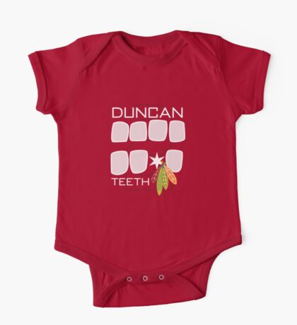 Duncan Teeth Kids Clothes