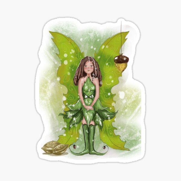 Aerenee The Forest Fairy™ Sticker