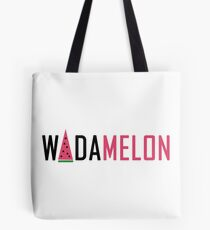 Wadamelon - Beyonce Drunk in Love Tote Bag