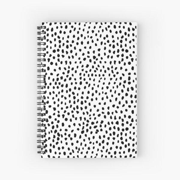 Dalmatian print Spiral Notebook