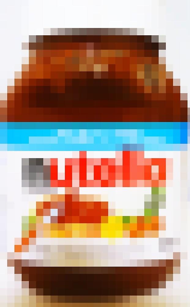 Nutella is My Friend by salwanajm