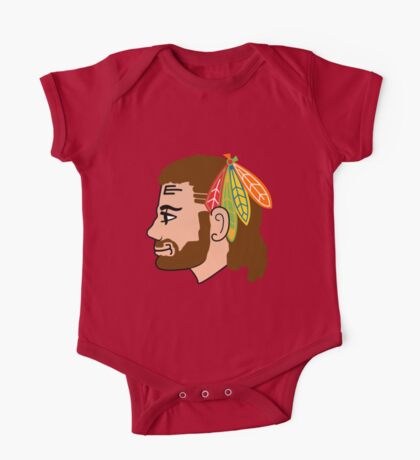 Embrace the Beard-Mullet Kids Clothes