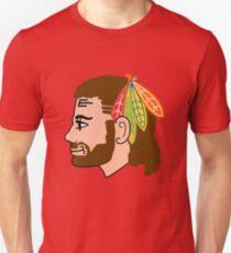 Embrace the Beard-Mullet Unisex T-Shirt