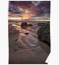 Taroona Beach Sunrise, Tasmania #12 Poster