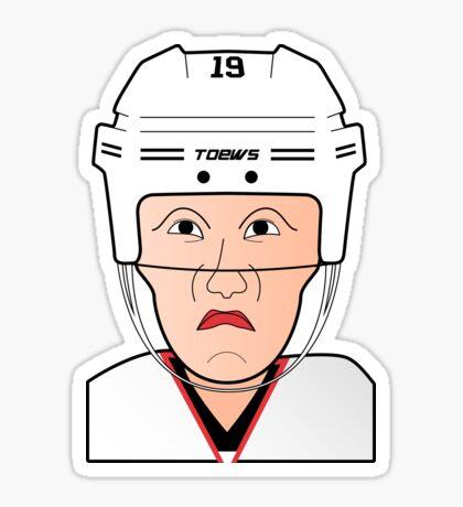 Grumpy Capt. Sticker
