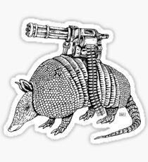 ArmorDillo Sticker