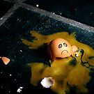 Break an egg by Melanie Collette