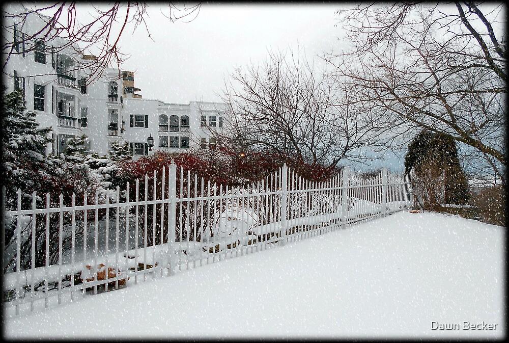 Winter Season © by Dawn Becker