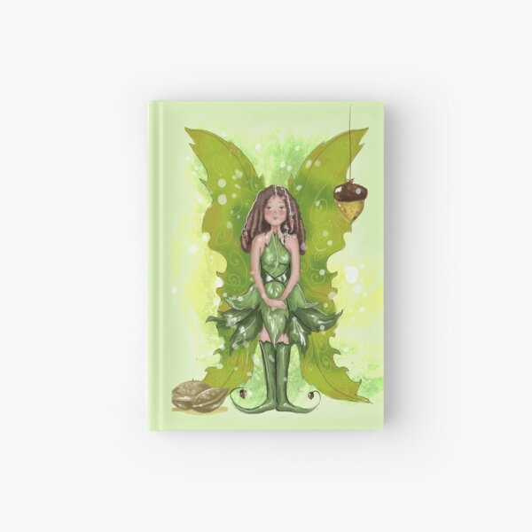 Aerenee The Forest Fairy™ Hardcover Journal