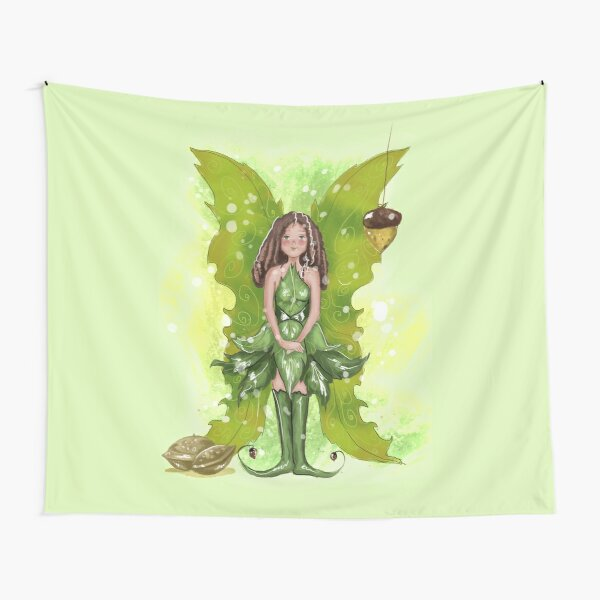 Aerenee The Forest Fairy™ Tapestry