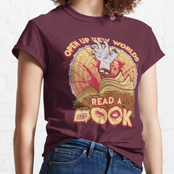 Read a Damn'd Book Classic T-Shirt