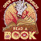 Read a Damn'd Book by kgullholmen