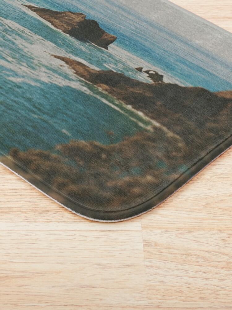 Alternate view of Oregon Coast Bath Mat