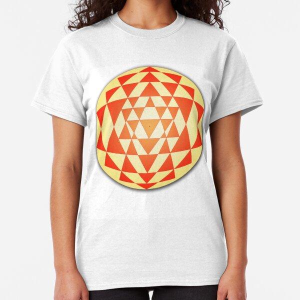 Sri Yantra 06 Classic T-Shirt