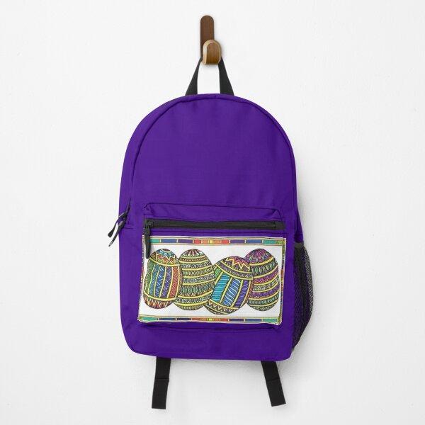 RAINBOW EASTER EGGS Backpack