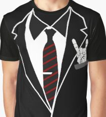 Secret Metalhead Graphic T-Shirt