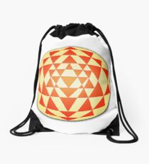 Sri Yantra 06 Drawstring Bag