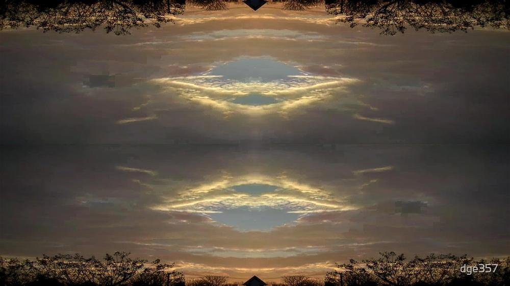 Sky Art 1 by dge357