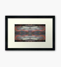 Sky Art 5 Framed Print