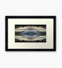 Sky Art 16 Framed Print