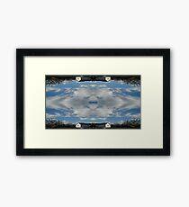 Sky Art 23 Framed Print