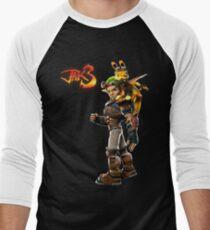 Jak and Daxter - Jak 3 Men's Baseball ¾ T-Shirt