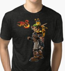 Jak and Daxter - Jak 3 Tri-blend T-Shirt
