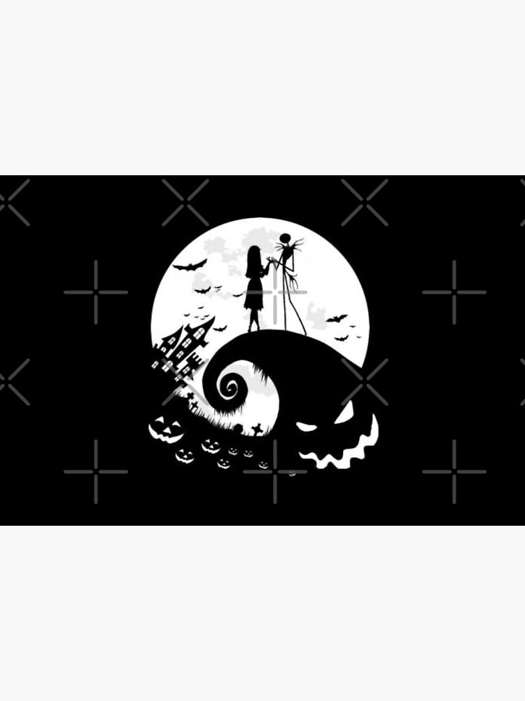 Nightmare before christmas ,Gift for a friend , Gift For Brother  by smarthouda