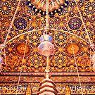 Mosque of Barquq Cairo by Nigel Fletcher-Jones