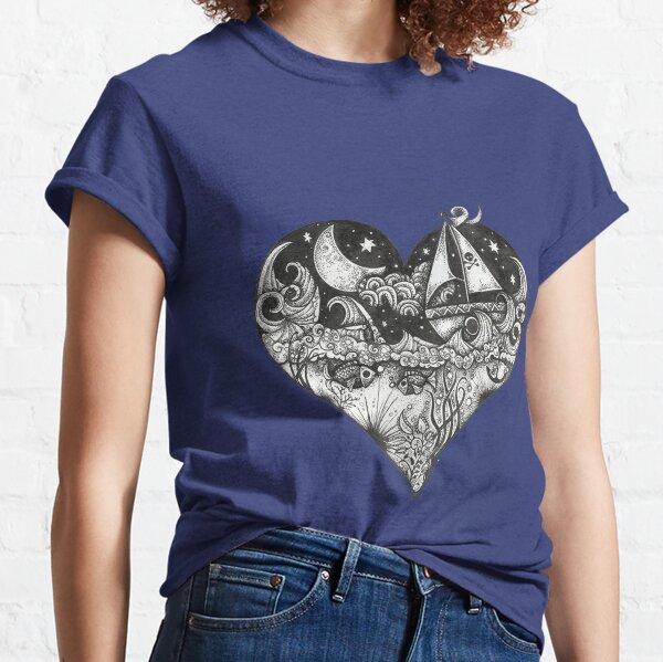 Sail away with me honey Classic T-Shirt