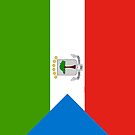 Equatorial Guinea Flag by pjwuebker