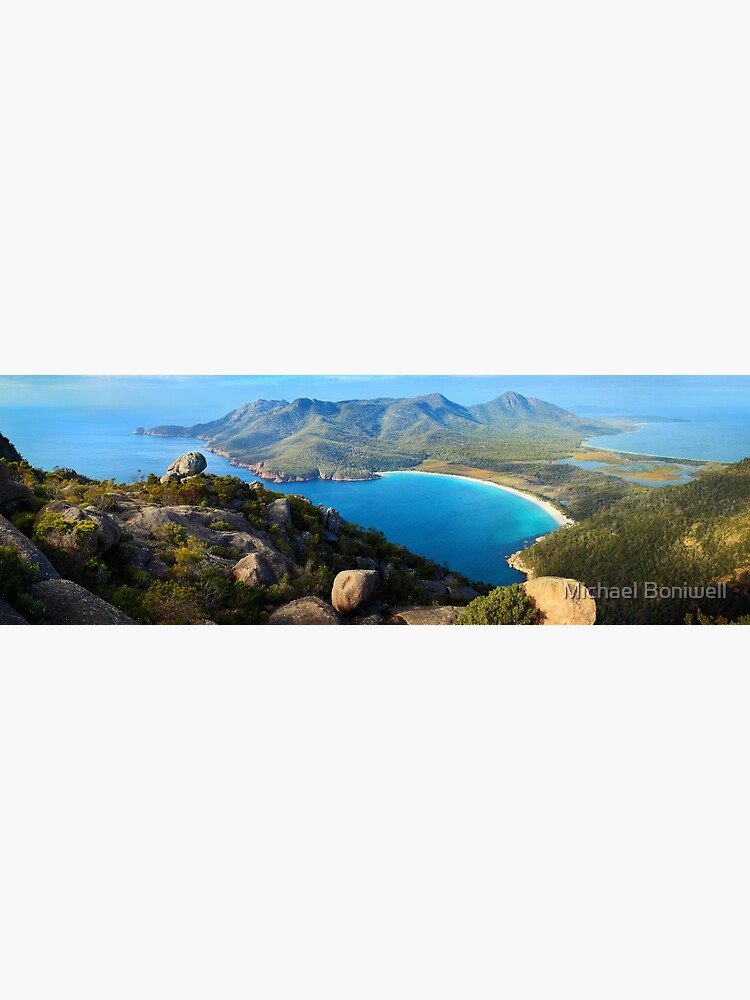 Wineglass Bay, Freycinet National Park, Tasmania by Chockstone