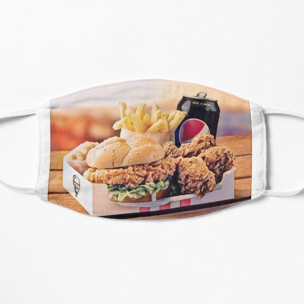 KFC Zinger Combo Flat Mask