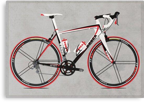 Race Bike by Andy Scullion
