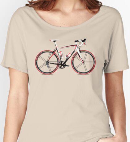 Race Bike Women's Relaxed Fit T-Shirt