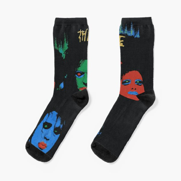 The Cure - In Between Days Socks