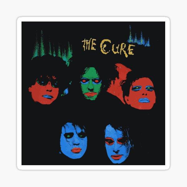 The Cure - Entre les jours Sticker