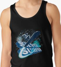 Silver Surfer Tank Top