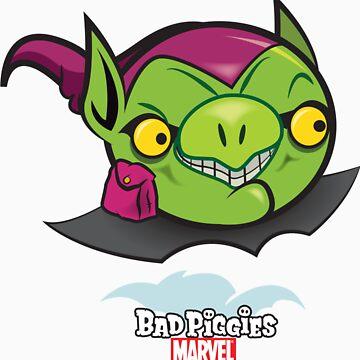 BadPiggies-Goblin by IChooseYou