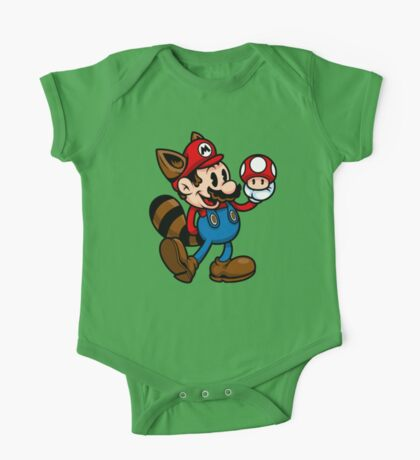 Vintage Plumber Color Kids Clothes
